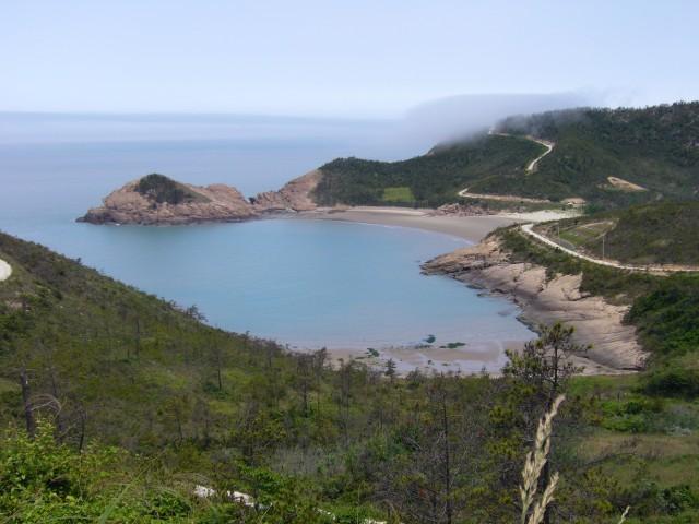 ピグム島のハートの湾