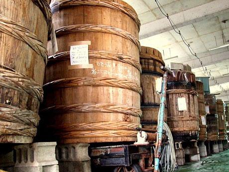 醸造倉庫を増設