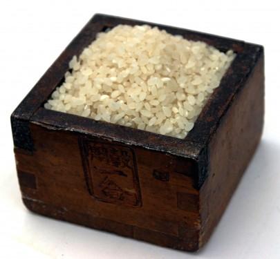 日本人にとって大切な米