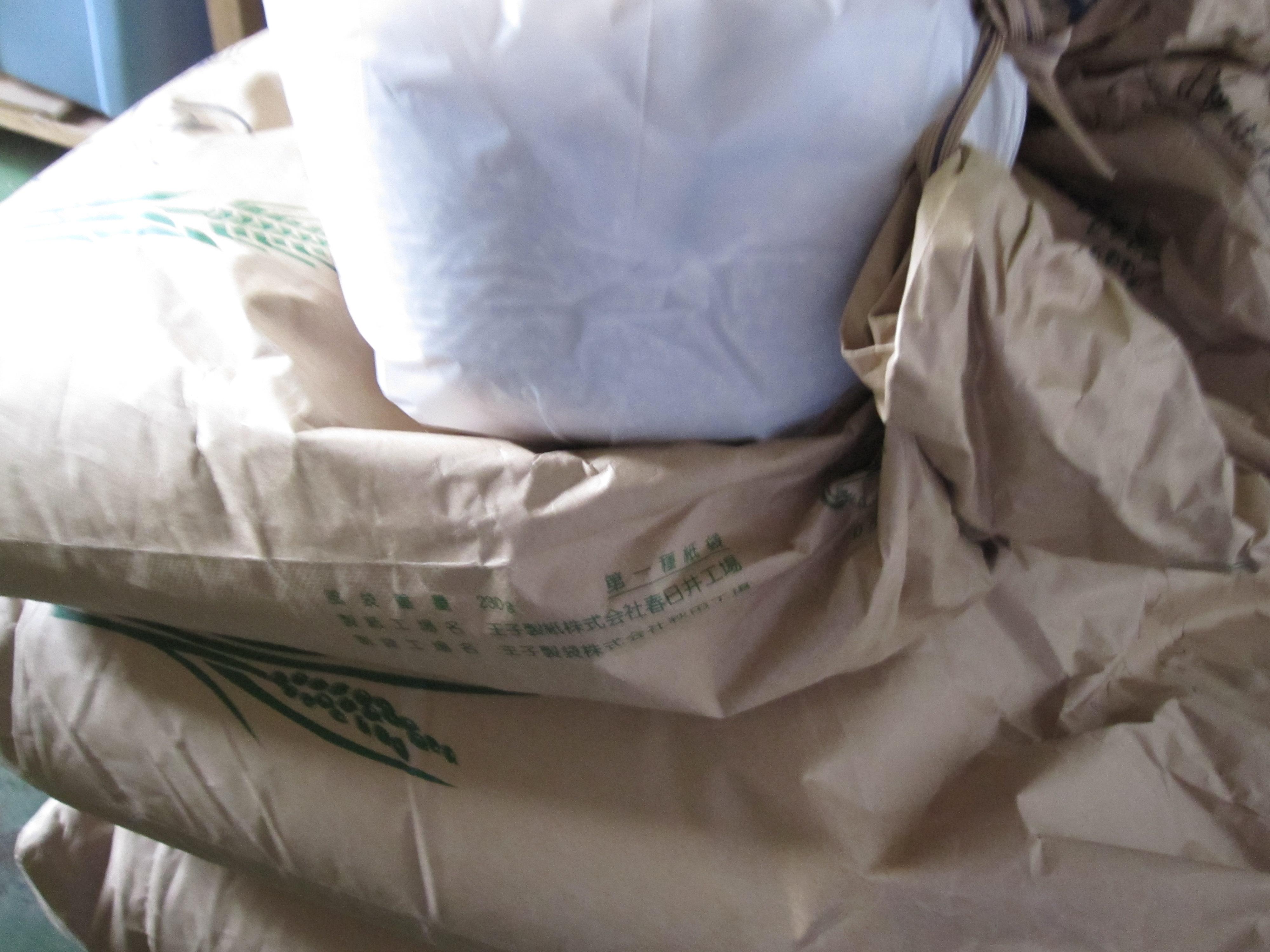 石川県の自然栽培お百姓さん『武田』様のお米と大豆、塩