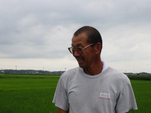成澤之男さん