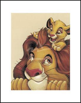 ライオンキングとハクナマタタ