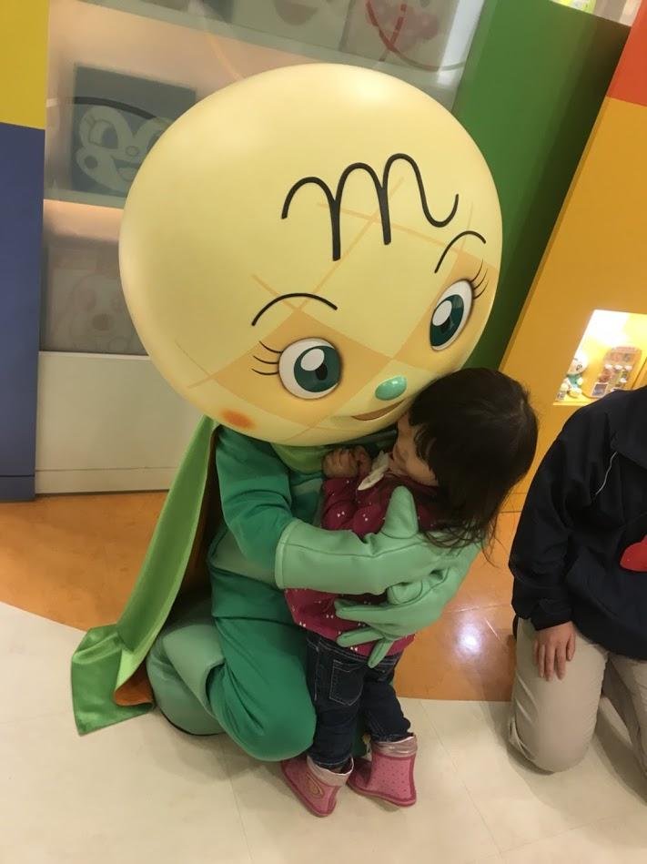 アンパンマンミュージアムに行ってみた