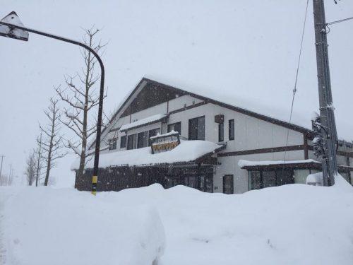 平成30年の福井豪雪でおきたこと
