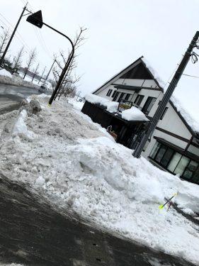 平成30年に起きた福井豪雪で感じたこと。その4『窮地時の人間性と1人よりは2人』
