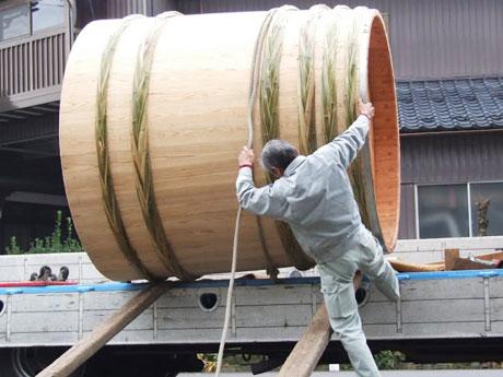 100年以上使える味噌桶を購入